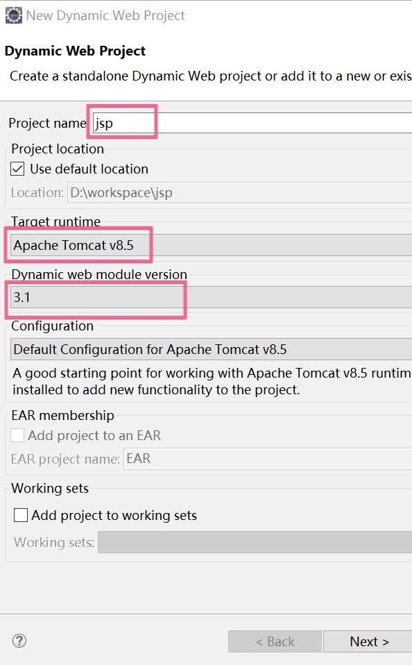 Eclipse JSP 开发环境配置- JSP 基础教程- 简单教程,简单编程